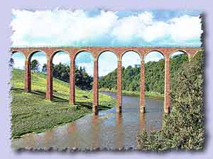 leaderfoot viaduct s