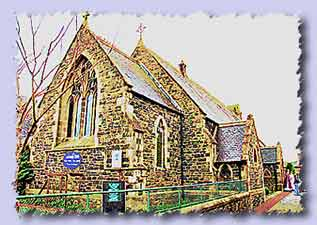st josephs church peebles s