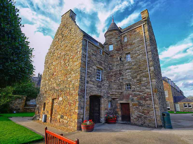 mary queen of scots house