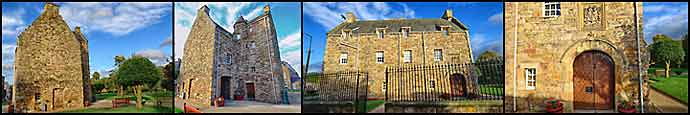 mary queen of scots house leiste