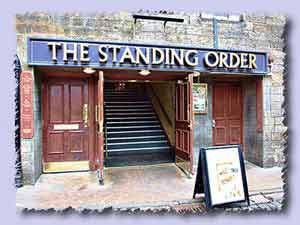 the standing order s