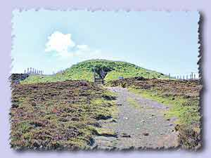 cuween hill chambered cairn s